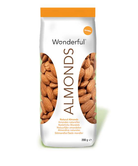 Wonderful Almonds Natural